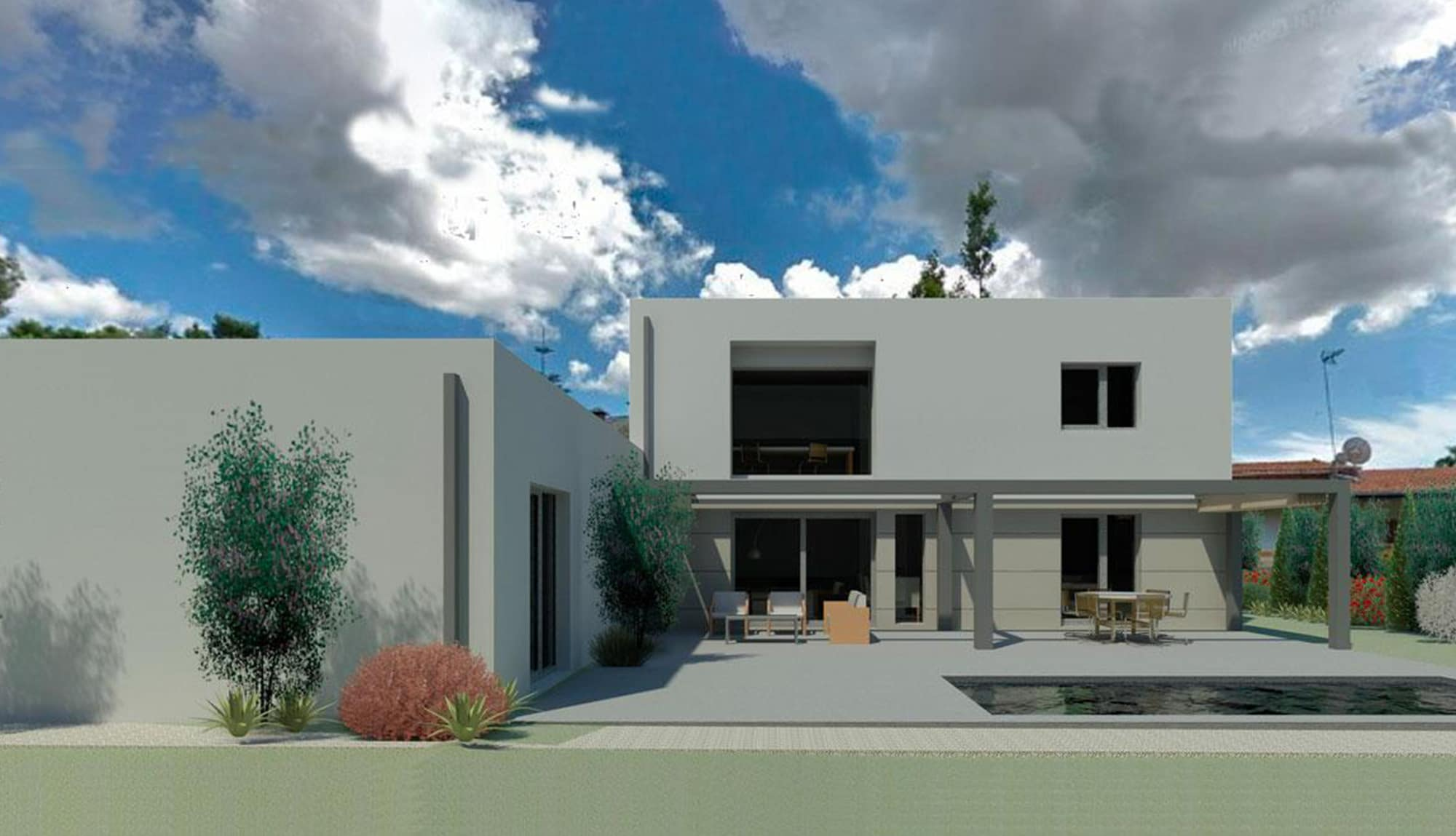 Casa Passivhaus XC