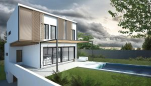 Casa Passivhaus K-delcarril
